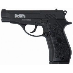 Pistola de perdigones  Swiss Arms P84 Full Metal 4,5