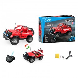 OFF-ROAD WARRIOR RC 2 en 1 Double E