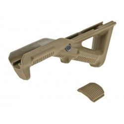 Grip delantero angulado Magpul AFG 1 marrón Wisha