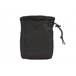 Bolsa de descarga NVG Tactical negra Wisha