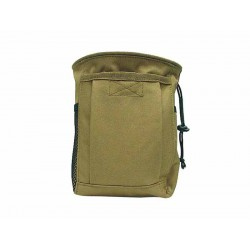 Bolsa de descarga NVG Tactical marrón claro Wisha