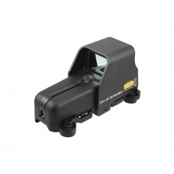 Mira holográfica Red/Green Dot 553 Tactical Reflex Wisha