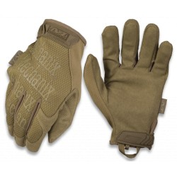 Guante MECHANIX mod. ORIGINAL Coyote. Talla L