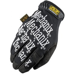 Guante MECHANIX ORIGINAL negro/blanco. Talla: XL