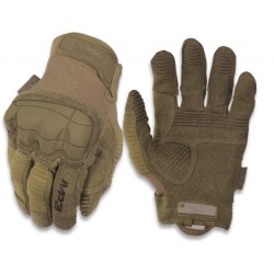 "Guantes MECHANIX "" M-PACT3"". Coyote. L"