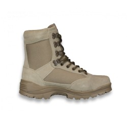 Bota Barbaric Coyote Talla 43 no zipper