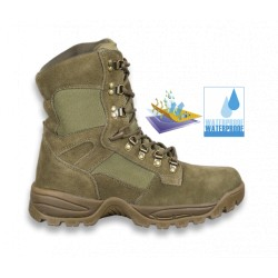 "Bota Barbaric FORCE "" 9"" Army Waterproof Talla 47"