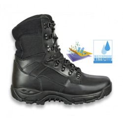 "Bota Barbaric FORCE THUNDER"" 9"" Black WATER Talla 44"