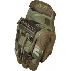 Guantes MECHANIX mod. MPACT multicam. XL