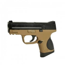 Pistola de muelle SMITH AND WESSON M&P 9C Cybergun