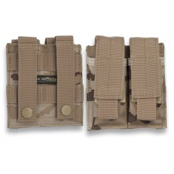 "Funda doble cargador sistema ""MOLLE"" FORCE.""SC"""