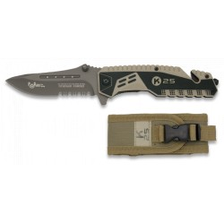 "Navaja K25 ""attaction 2"". coyote/negra.h:8.7  FOS"