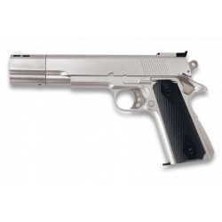 PISTOL BB BULLET GAS BLANCA. 6 MM. HFC