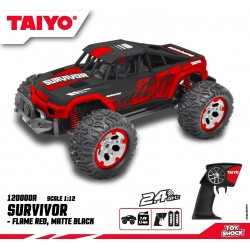 Coche RC Survivor 2,4Ghz