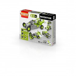 Inventor Series 8 Modelos COCHES