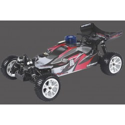 Coche RC Spirit N1 Nitro Buggy RTR 1/10 4WD con motor Force18